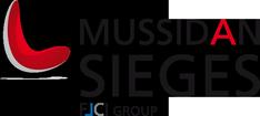 Mussidan Sièges -